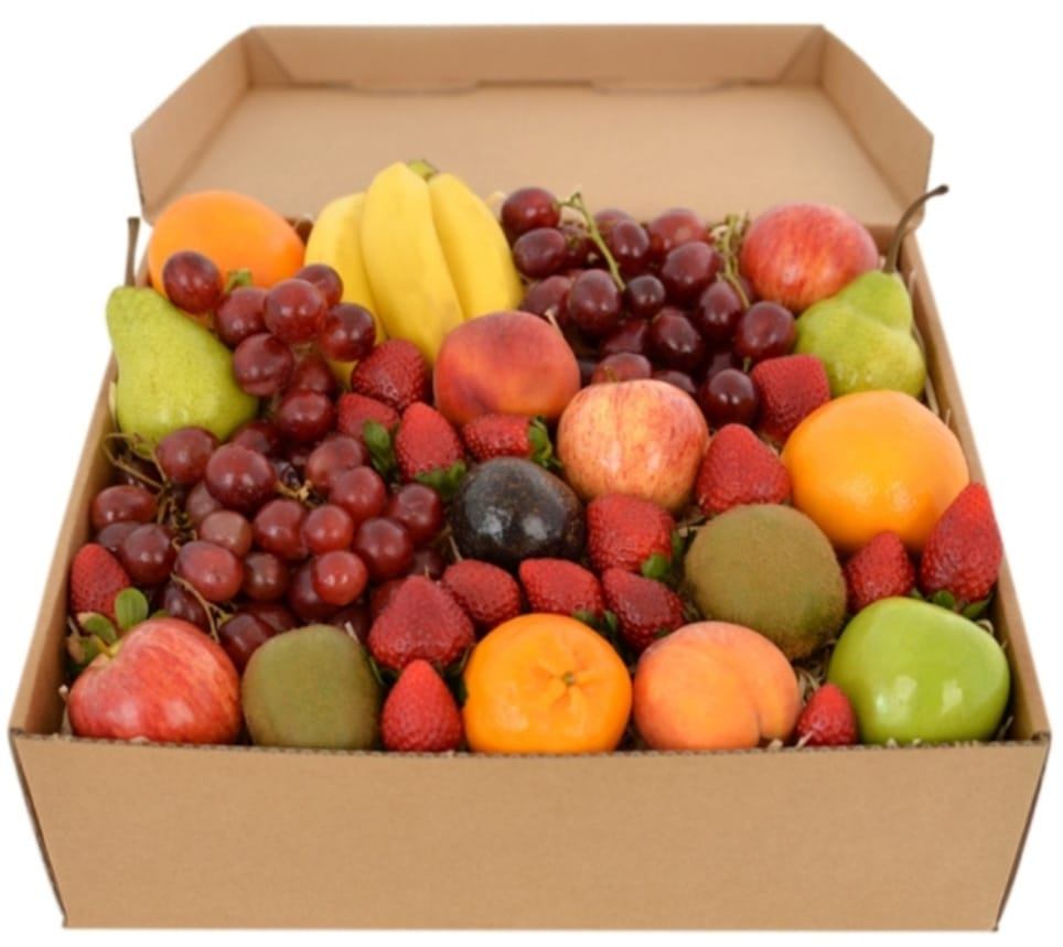 Fruit gift box